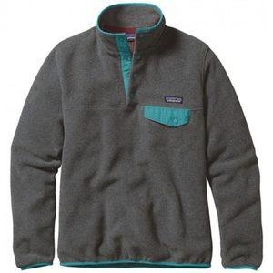 Patagonia synchilla fleece pullover